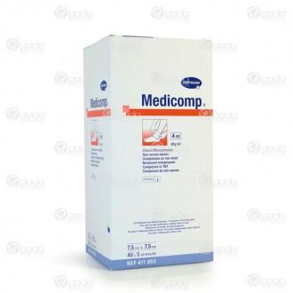 Gasa ESTERIL Medicomp (40 sobres de 5 uds.)