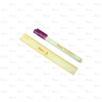 Rotulador piel Estéril tinta genciana color violeta no...