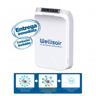 WELLISAIR Unidad de Desinfección y Purificación del Aire