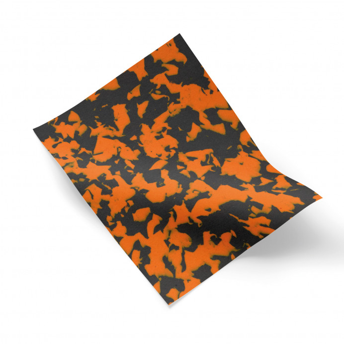 LUNASOFT SLW Trendline Negro+Naranja...
