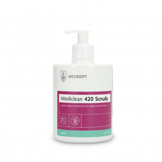 Jabón Bactericida 500 ml.