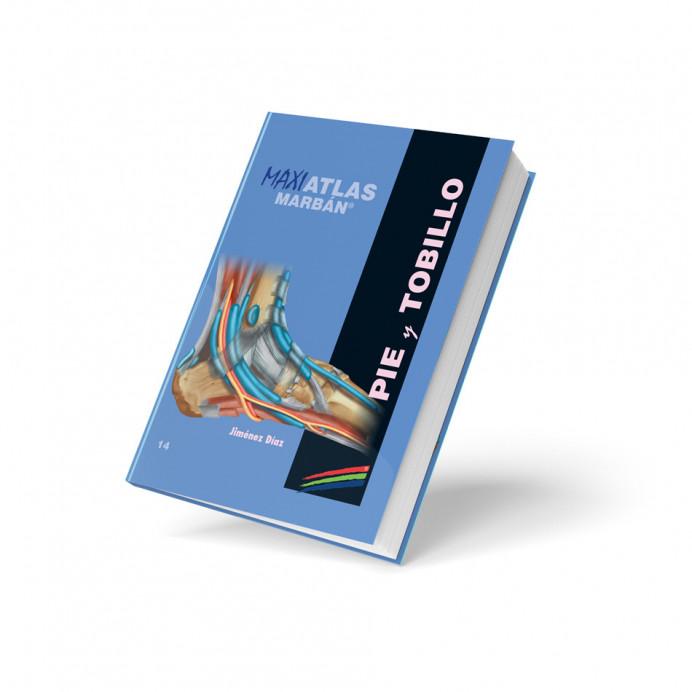 Libro Maxi Atlas Pie y Tobillo