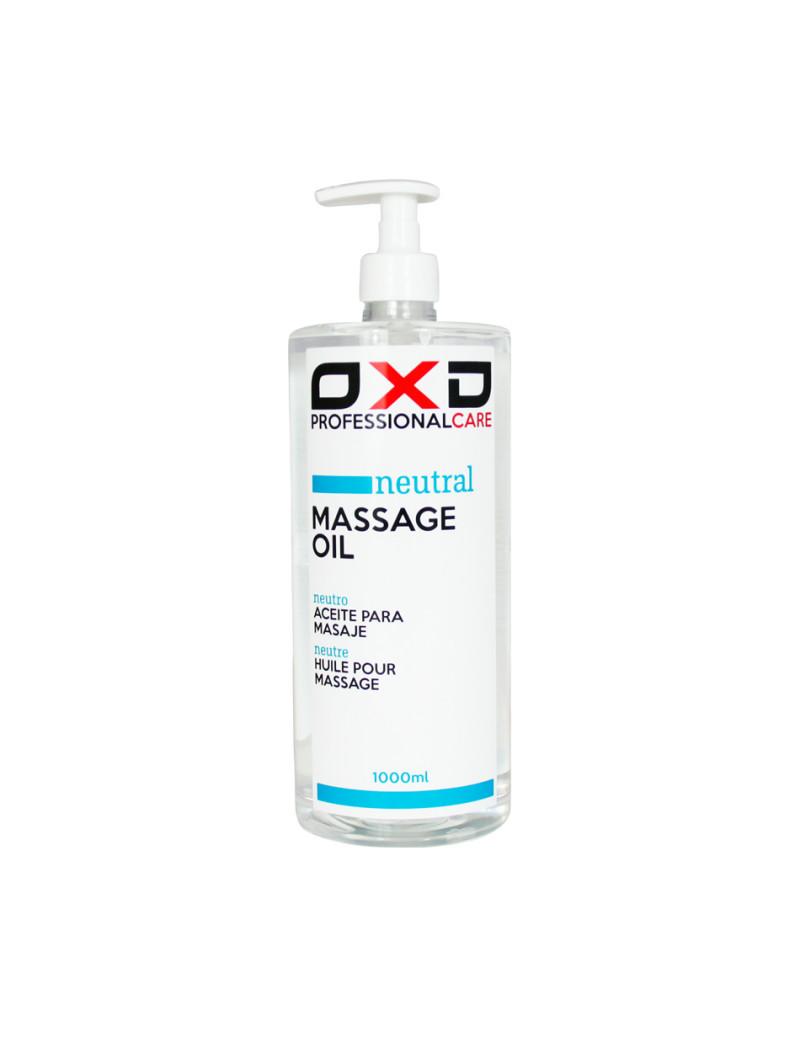 Aceite para masaje Neutro OXD 1000 ml.