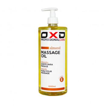 Aceite para masaje Almendras dulces OXD 1000 ml.