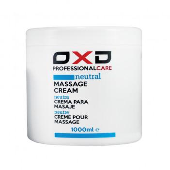 Crema Neutra OXD para masaje 1000 ml.