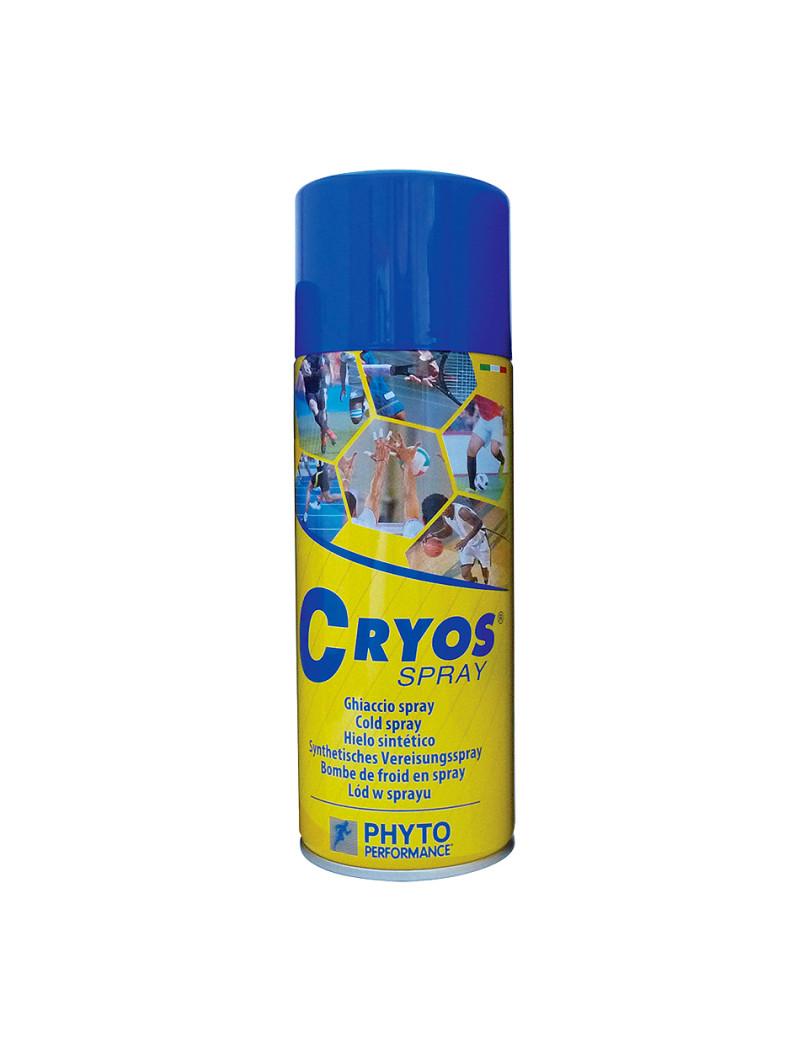 Spray frío Cryos 400 ml.