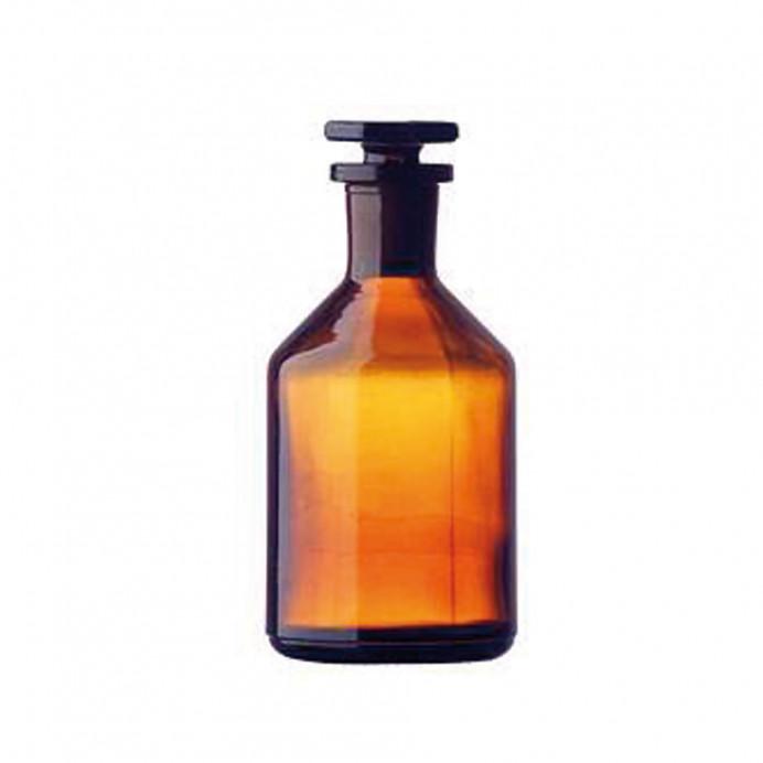 FRASCO cristal para ácido 50 ml.