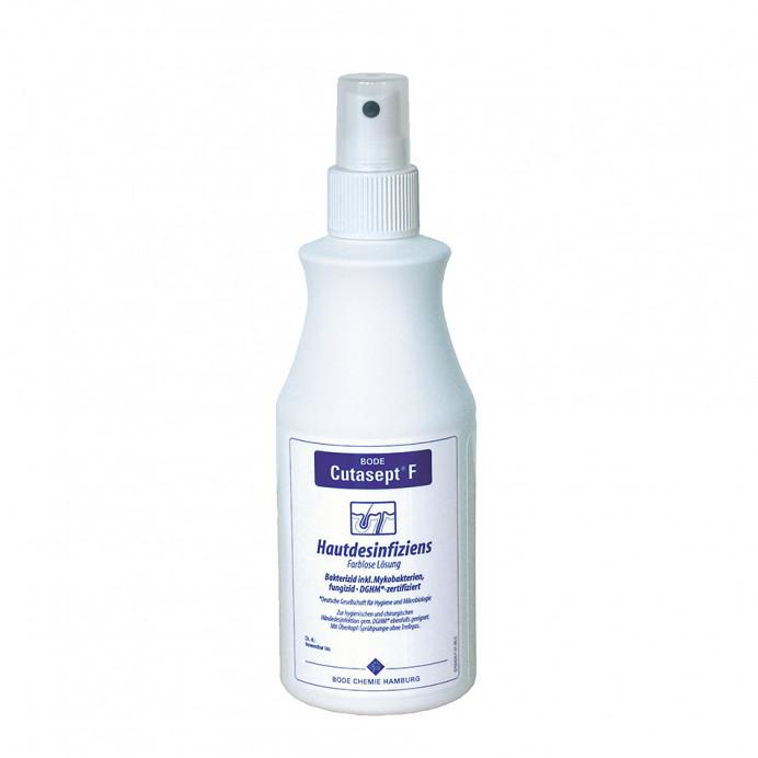 CUTASEPT F Desinfectante incoloro de...