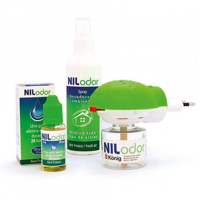 Desodorante Nilodor