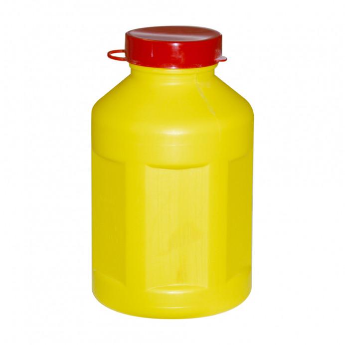 Contenedor de residuos plástico 1 L.