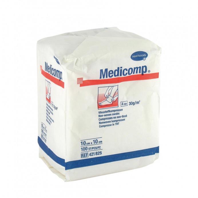 Gasa NO Esteril Medicomp (100 ud.)