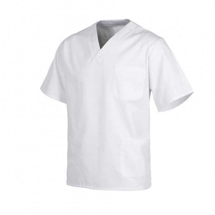 Casaca Unisex Color Blanco