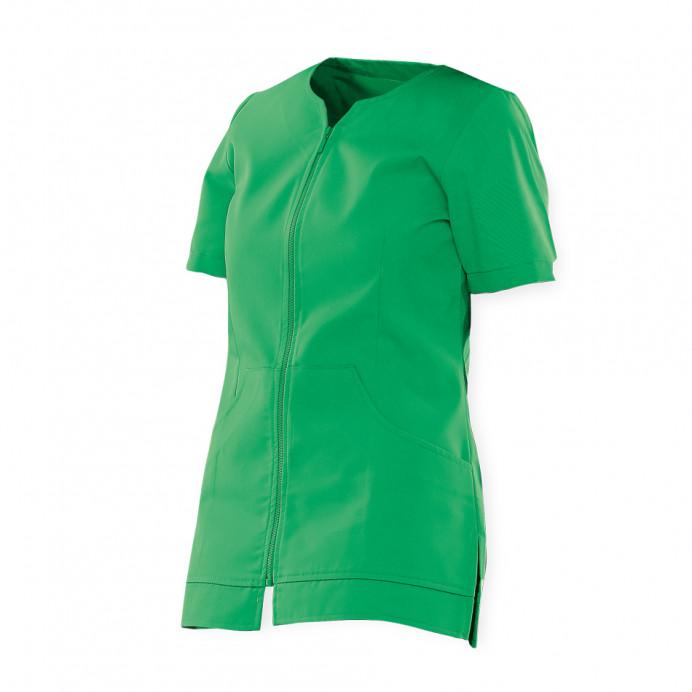 Chaqueta Mujer con cremallera Verde