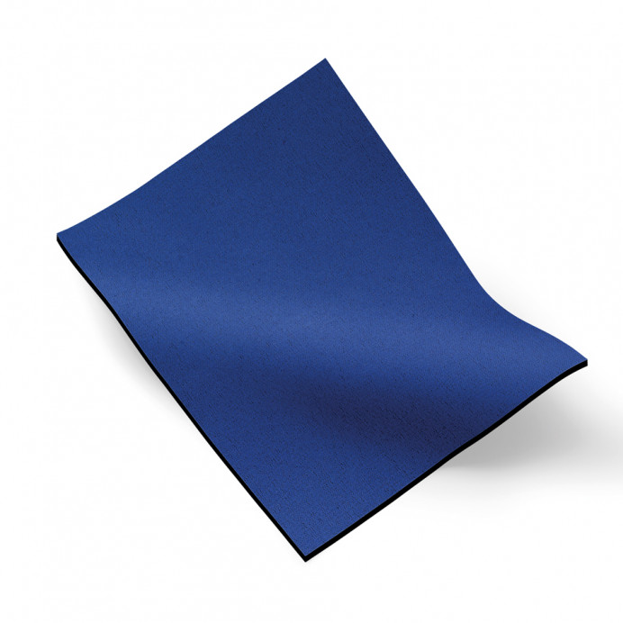 CHOCKLESS Azul 3,5 mm. 970 x 1160 mm.