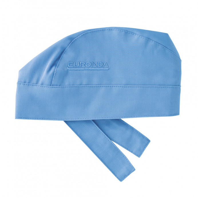 Gorro tela color Azul